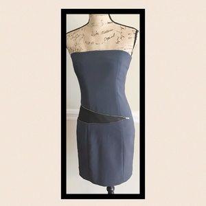 COS ZIPPED DRESS